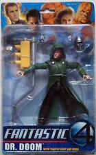 Fantastic Four The Movie Dr Doom Figura de acción, Toy Biz Clásico
