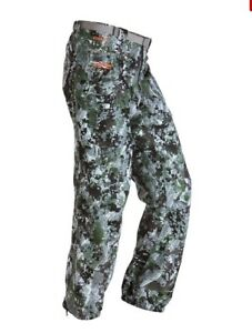 Sitka Downpour Gore Tex Forest Hunting Pants Size-M