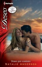 Deseo Por Contrato: (Desire by Contract) (Harlequin Deseo) (Spanish Edition)