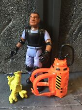 1997 Extreme Ghostbusters Roland Action Figure (Incomplete)