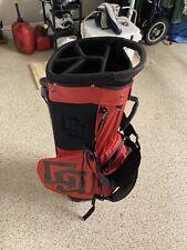 Golf Gods new Golf bag Red