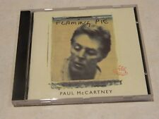 Paul McCartney Flaming Pie CD [Australian version - Sample Product]