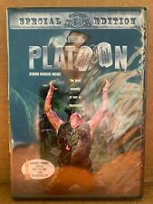 Platoon ft. Charlie Sheen (Dvd, 2008, Special Edition Version) Usa/Canada New