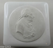 original  Deckeldose Friedrich der Große  KPM um 1900 1712-86 alter Fritz