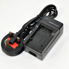 Battery Charger for JVC BN-VG114 BN-VG121E Everio GZ-E GZ-HM GZ-MS GZ-HD Series