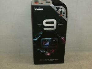 GoPro HERO9 5K Action Camera Bundle - Black