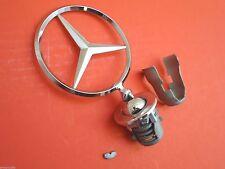 Mercedes-Benz Hood Ornament 1987-93 OEM Three Point Star Ornament Emblem
