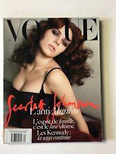 VOGUE PARIS MAGAZINE - April 2009 Lanti Marilyn G-Starr