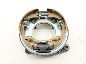 NEW OEM Ford Rear Parking Brake Shoes & Backing Plate 5C2Z2209BA E250 E350 99-07