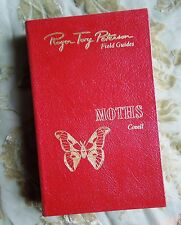 Moths Roger Tory Peterson Nature Field Guide Easton Press Leather Edition