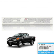 For Mazda Bt-50 2012 2014 2017 Car Styling Sticker Decal Black Genuine 1 Pc