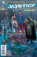 JUSTICE LEAGUE #17 Variant 1:25 New 52 DC Comics 1st Print Near Mint to NM+