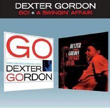 Dexter Gordon - Go / a Swingin Affair [New CD] Dexter Gordon - Go / a Swingin Af