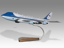 """AIR FORCE ONE Donald J. TRUMP President 747 VC-25A BOEING Plane Jet Airplane 18"""""""