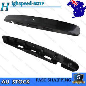 tailgate handle Garnish Cover cover black for Nissan Dualis J10 2007-2013 AU stk