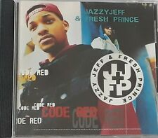 Jazzy Jeff & The Fresh Prince Code Red cd