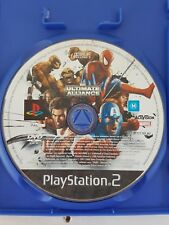 PS2 Marvel ULTIMATE ALLIANCE - Playstation 2
