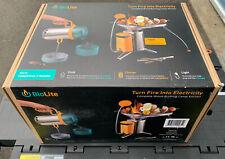 BioLite Campstove 2 Bundle + Coffee Press. Free Coffee, & Free Flatware.