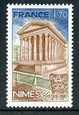 STAMP / TIMBRE FRANCE NEUF N° 2133 ** LA MAISON CARREE A NIMES