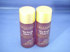 2 X CHAMPNEYS THAI ROYALE BEAUTY OIL 50ML EACH BRAND NEW !!FREE POSTAGE!!