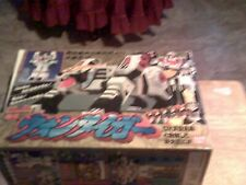 1994 Bandai TIGERZORD POWER RANGERS White Transform Action Figure new