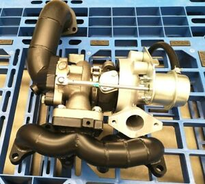 Upgraded Turbo Kit For Toyota Starlet GT Glanza V EP91 EP82 4EFTE