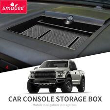 for Ford F150 F-150 Raptor 2015 ~ 2019 Car dashboard storage box Organizer Phone