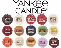 Yankee Candle Wax Melt Highly Fragranced Scented Tart BUY 5 GET 6th FREE!