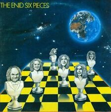 Six Pieces by The Enid (U.K.) (CD, Oct-2009, United States of Distribution)