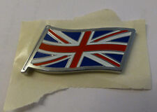 MG ROVER & MINI UNION JACK  FLAG BADGE, GENUINE, NEW (DAG000080MM)