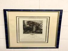 Old Master Painting Engraving, Ecole Hollandoise, II.E Tableau De Pierre De Laer