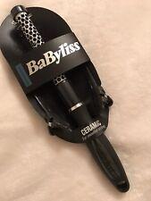 Babyliss Ceramic Slim Styling Hairbrush New Black