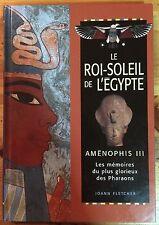Le Roi-Soleil de L'Egypte by Joann Fletcher (French hardcover, 2000)