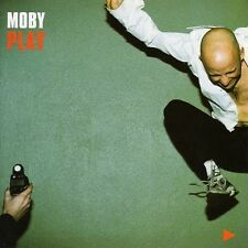 Moby ‎CD Play - Labels - France (VG/VG+)