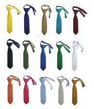 alta qualità BAMBINO lavorato a maglia cravatta skinny slim tessuta Punta UK