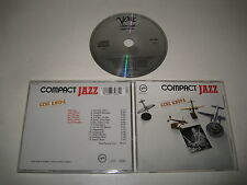 GENE KRUPA/COMPACZ JAZZ(VERVE/833 286-2)CD ALBUM