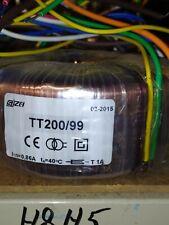 Transformateur Torique Prim 230 volts Sec.2x 320 , 5 , 4x 2.5 - 2x 6 v  Voir Des
