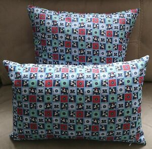 Disney's Mickey Mouse Patchwork Squares Cushion - 2 sizes available