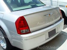 Unpainted Spoiler For Chrysler 300 300C rear Trunk lip spoiler 2005-2010