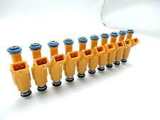 Ford E-350 Econoline Club Wagon Bosch Fuel Injectors 6.8 V10 Lifetime*SET of 10