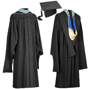 Jostens Graduation Master Cap/Gown - University of Colorado