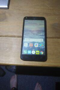 ALCATEL ONETOUCH PIXI 4 5 Inch - 4GB - Black (Unlocked) Smartphone