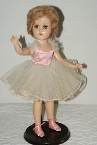 """GORGEOUS! Vintage 14"""" Nancy Lee Ballerina Outfit Composition Doll"""