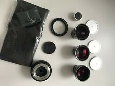 Neptune Convertible Art Lens System - Canon EF Mount by Lomography