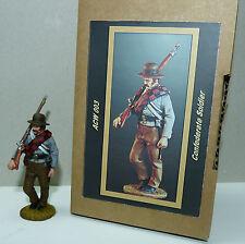 Kronprinz Toy Soldiers, Südstaaten Soldat, ACW003, Figur Maßstab 1/30