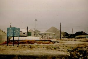 35mm SLIDES : CORNWALL :  CLAY & TIN MINES & ANCIENT RUINS OF THE INDUSTRY