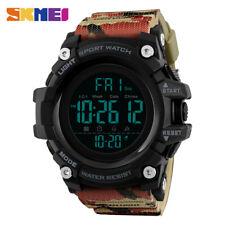 SKMEI Men Digital Watches Multifunction Women Sports Watch 50m Waterproof 1384