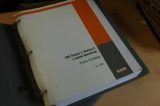 CASE 590 SUPER L SERIES 2 Backhoe Loader Spare Parts Manual book catalog 1998