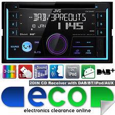 Jaguar S Type 1999-07 JVC CD MP3 USB Aux Ipod Car Stereo Steering Interface Kit