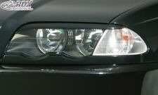 BMW 3-series E46 sedan/Touring -2002 Eye Brows Headlight Covers